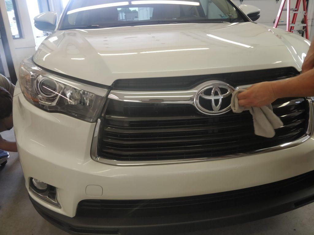 vehicle detailing erie pa